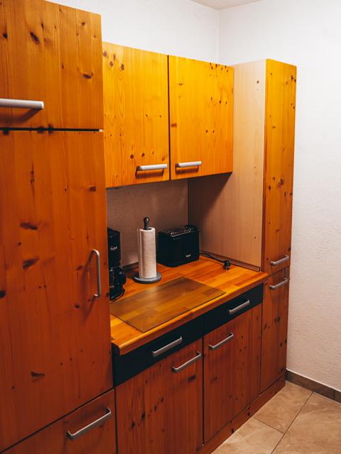 FeWo im Erdgeschoss: Küche