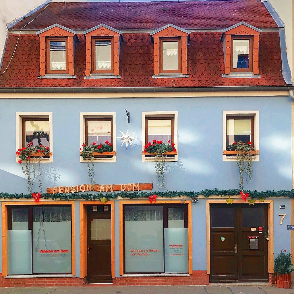 Pension am Dom Zwickau Weihnacht