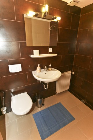 DG - Zimmer 2 - Dusche, Bad, WC